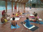 Schwimmlager der Sportjugend in Friedland