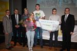 Kinder -und Jugendfreundlicher Sportverein - SV Turbine Neubrandenburg erhält Auszeichnung