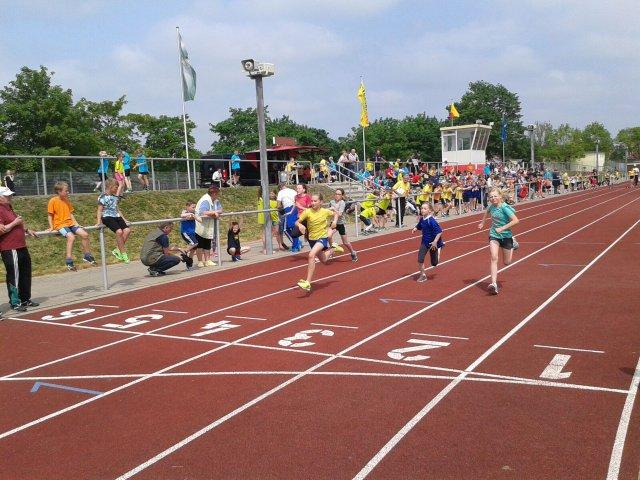Galerie - Kinder- und Jugendsportspiele